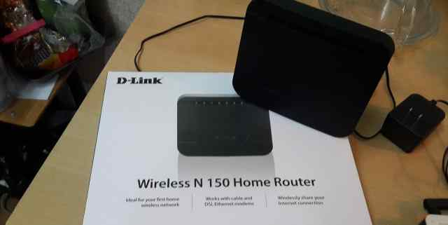 Роутер D-link Wireless n 150 home router