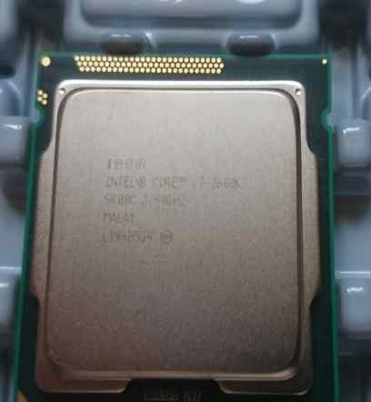 Intel Core i7-2600K Sandy Bridge 3400MHz, LGA1155