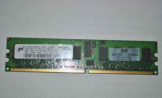 Оперативная память для серверов HP (345114-861)
