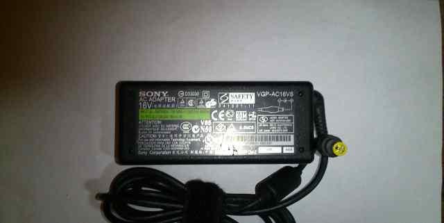 Блок питания для ноутбука Sony VGP-AC16V8