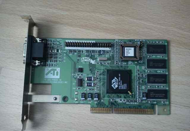 ATi RagePro Turbo 8MB AGP