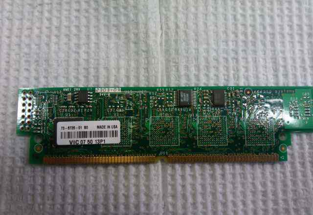 FXO VIC-2FXO pvdm Cisco Модуль