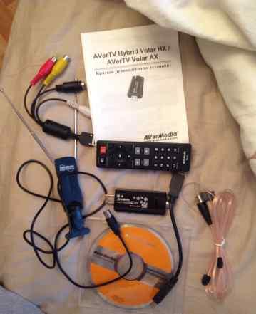TV тюнер AVerMedia Hybrid Volar HX