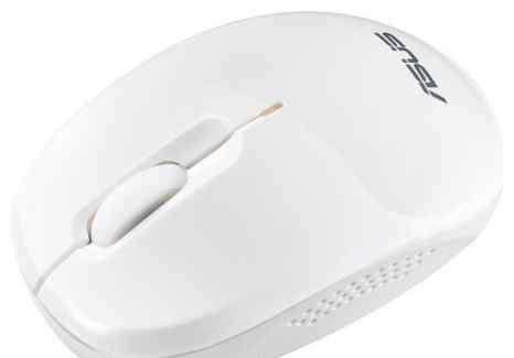 Мышка беспроводная asus WT410 White USB