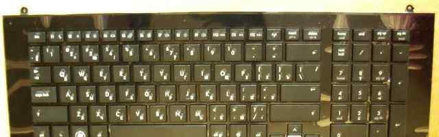 Клавиатура для ноутбука HP ProBook 4525