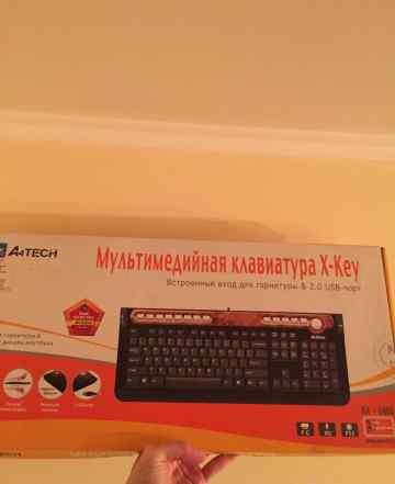 A4Tech KX-6MU клавиатура