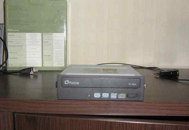 Дисковод Plextor PX-750A IDE, Ultra DMA 33
