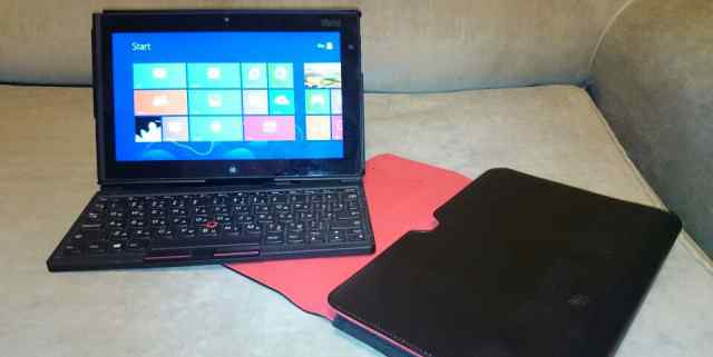 Lenovo ThinkPad tablet 2 64 Гб + 3G