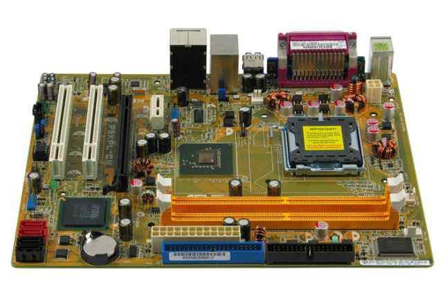 Asus p5l-mx Socket 775