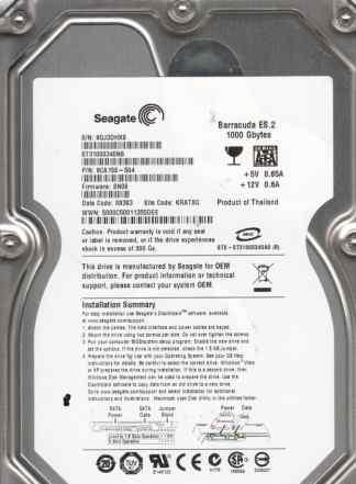 Серверный HDD 3.5