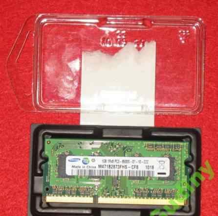 1Gb DDR3 sodimm PC3-8500 Samsung