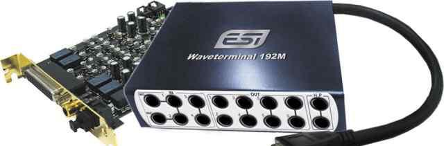 зуковую картуego-SYS Waveterminal 192M midi