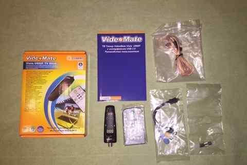 USB Тюнер Vista U890F TV Stick