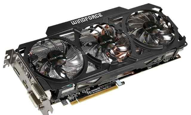 Видеокарта Gigabyte Radeon R9 290