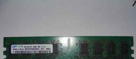 Samsung 2gb pc2-6400u-666