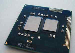 Процессор для ноутбука Core I3-350M