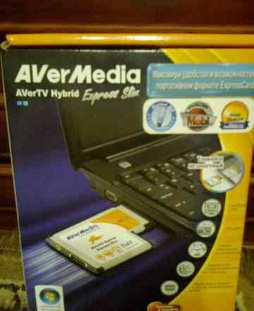 AVerMedia avertv Hybrid Express Slim 54мм