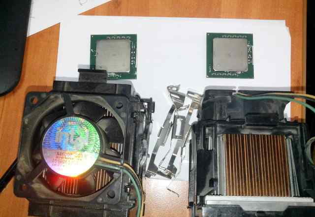 Процессор Intel Xeon2400DP/512/533/1.50V/Socket604