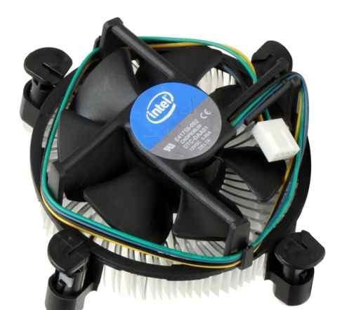 Кулер Intel оригинал 1155