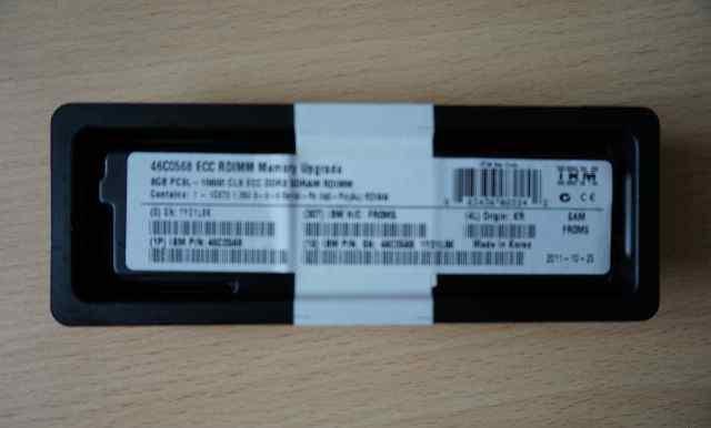Серверная память память IBM DDR2 DDR3