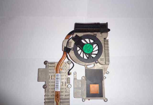 Система охлаждения (кулер+ трубка) для Acer 5920G