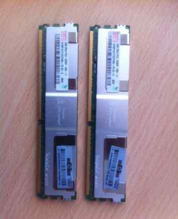 Серверная память HP DDR2