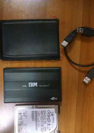 80GB usb 2.0 Hitachi