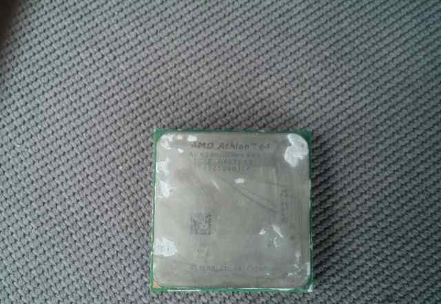 Процессор AMD Athlon 64 3800+ и Radeon HD2600 XT