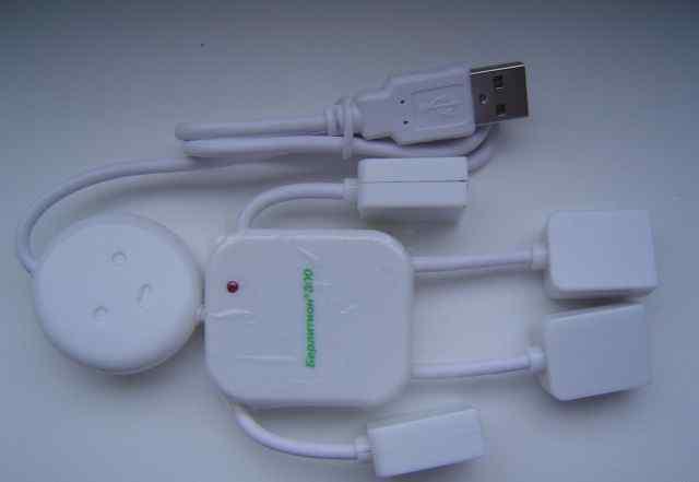 USB разветлитель