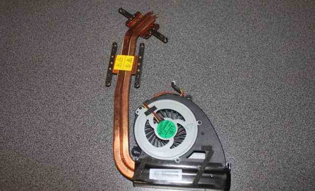 Кулер для Fujitsu Lifebook AH532