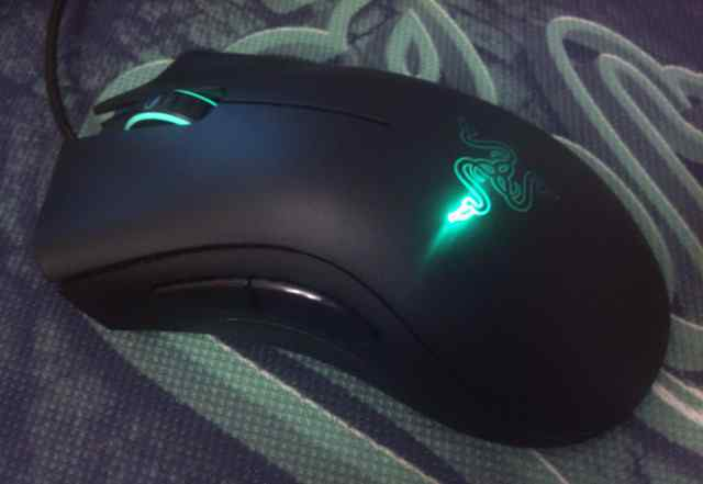 Мышь Razer DeathAdder 2013 Black USB