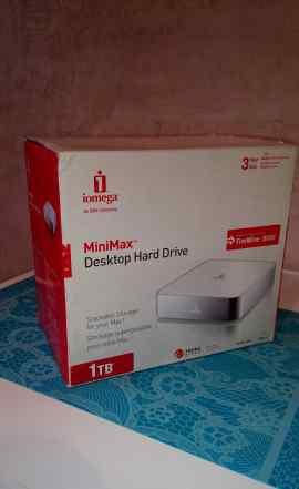 Iomega USB 1Tb 3.5