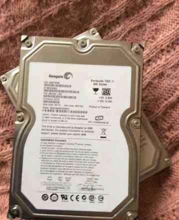 Жесткий диск на 500gb seagate хард