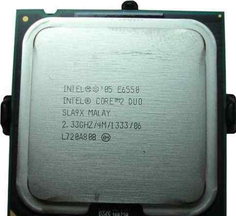 Intel Core 2 Duo 6550 2.33Ghz S775 (SLA9X)