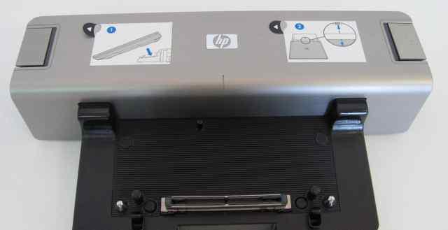 Новая док-станция для ноутбуков HP hstnn-I09X