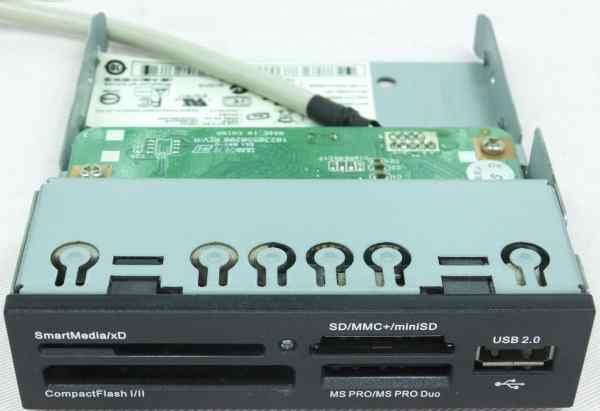 Картридеры HP CR504U2 в отличном состоянии
