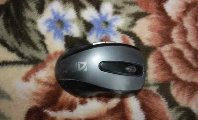Мышь defender wireless optical mouse