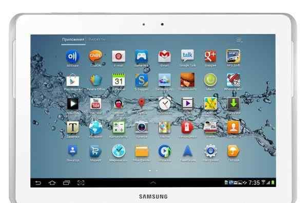 Samsung Galaxy Tab 2 10.1 16 Gb
