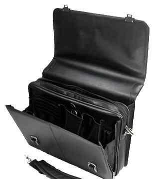 Сумка port Case HB-1017 (кожа, под 17