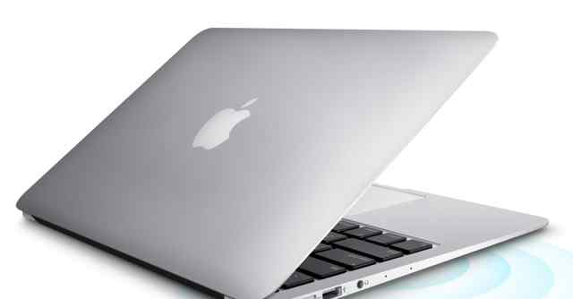 Apple MacBook Air 13.3 i5 4Gb SSD 128Gb MD760