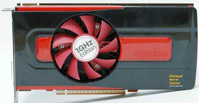 AMD Radeon HD 7770. Как новая