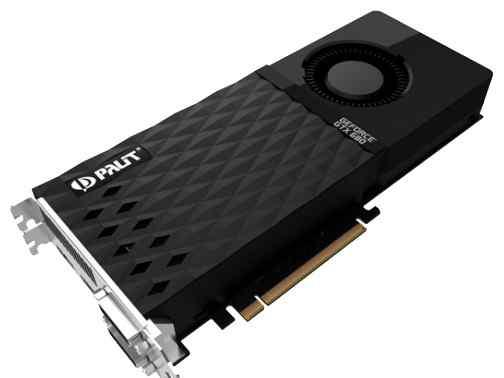 Palit Nvidia Geforce GTX 680 2gb gddr5 256bit реф