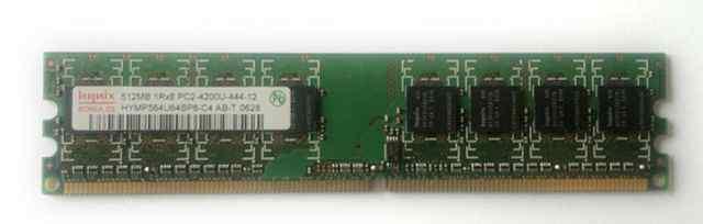 Оперативная память hunix 512MB