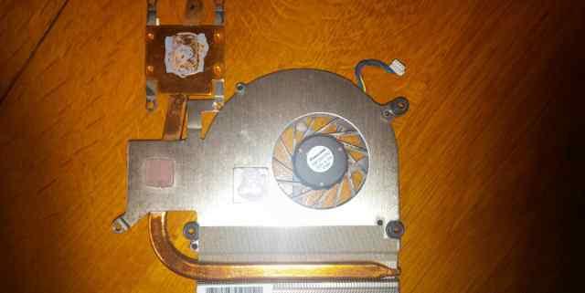 Кулер для ноутбука Asus K40