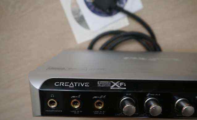 Creative Sound Blaster X-Fi Elite Pro
