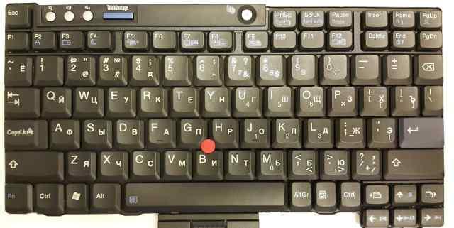 Клавиатура для ноутбука Lenovo 42T3483