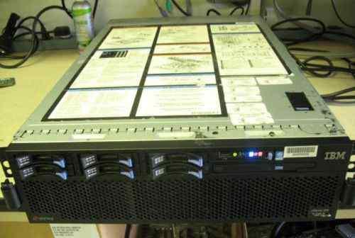 Предлагаю сервер IBM eServer x366