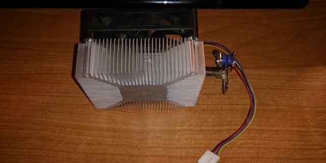 Оригинальный кулер AMD