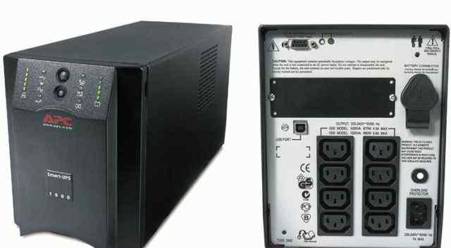 UPS APC Smart SUA1000i, 1000VA