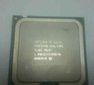 Процессор Intel Pentium Dual Core E2160